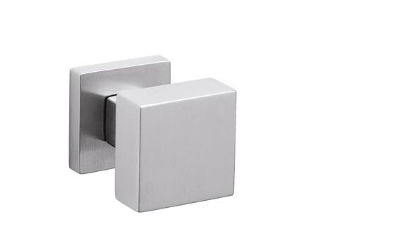 Boutons fixes pour portes centrales - La quincaillerie